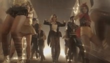 "BRITNEY SPEARS ""Circus"" ('09 MTV VMA Best Cinematography Nominee) - Francis Lawrence"