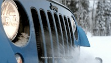"JEEP ""Snow Miser"" - Jan Wentz"