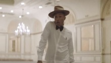 "PHARRELL ""24 Hours of Happy"" - We Are From LA"